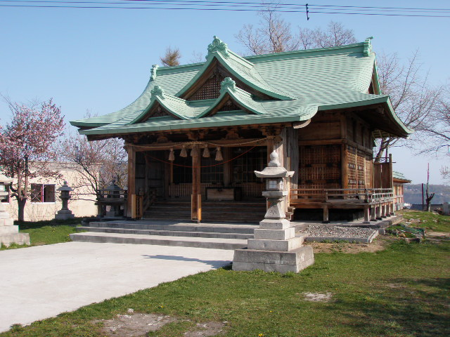 Otaru Suitengu Shrine