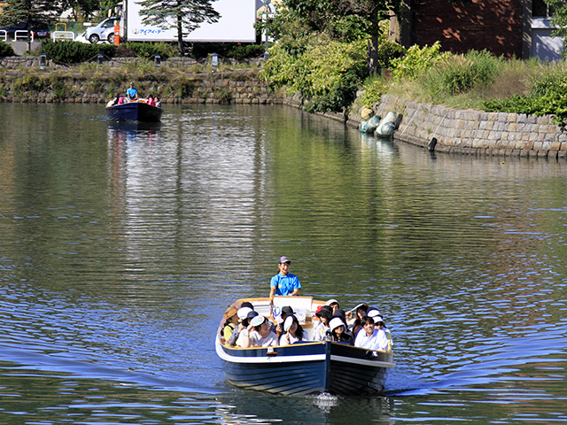 H-1 Exploring Otaru Canal and Yoichi Tour