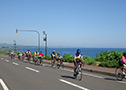 July: International Okhotsk Cycling Event