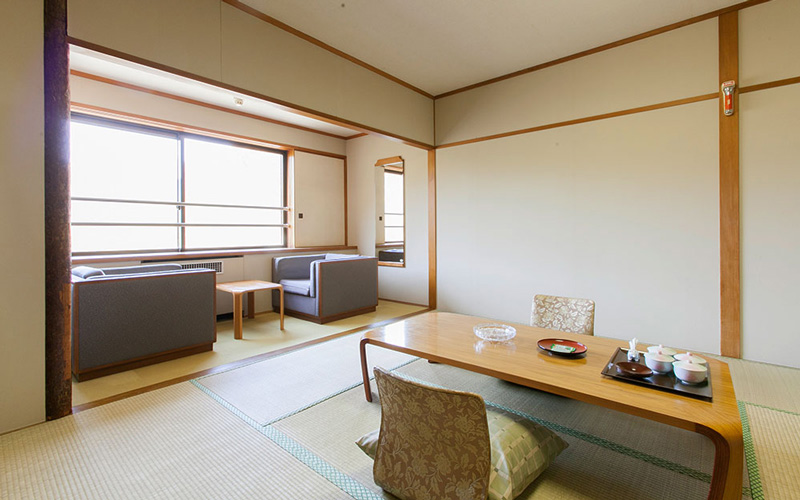 Tower wing Japanese style room